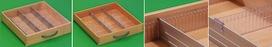 Sets de séparations pour tiroirs