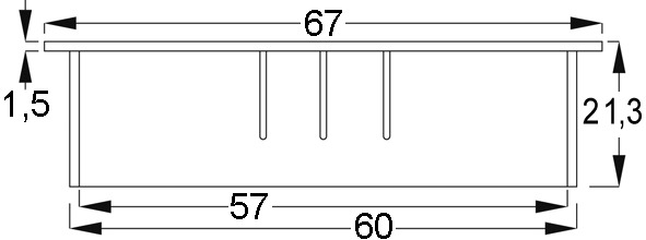 Kabeldurchlass