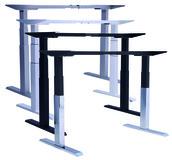 Telaio elettronico per scrivania con altezza regolabile Pro 670 SLS