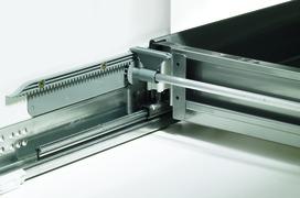 Stabilizzatore laterale HETTICH InnoTech