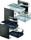 HETTICH Systema Top 2000 Schnellmontage-Set