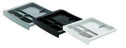 Bac pour matériel de bureau SmarTray, hauteur 40 mm