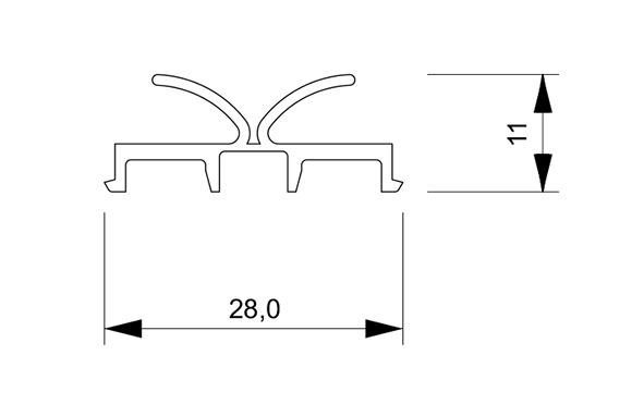Protection anti-poussière et insert de butée