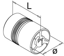 Connecteurs pour tubes