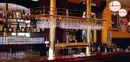 Système de reling de bar ANTIQUA