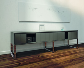 Pattini per sideboards
