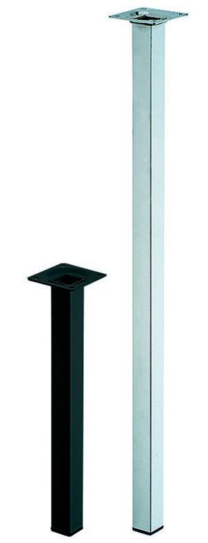Piedi per mobili e tavoli 25/25 mm