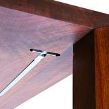 Flachspanner für Tischplatten