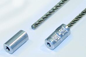 Système de tendeurs à câbles pour plateaux de table