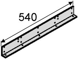 Angle de fixation