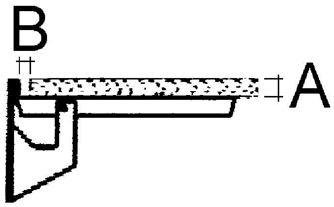 Consoles à rabattre pour bancs HEBGO BK