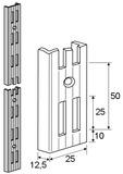 Wandschienen ELEMENT-SYSTEM CLASSIC 50 / 10001
