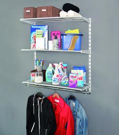 regal sets element system walk in closet. Black Bedroom Furniture Sets. Home Design Ideas