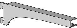 Holztablarträger ELEMENT-SYSTEM 10504
