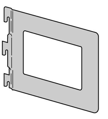 Bücherbügel ELEMENT-SYSTEM 10801
