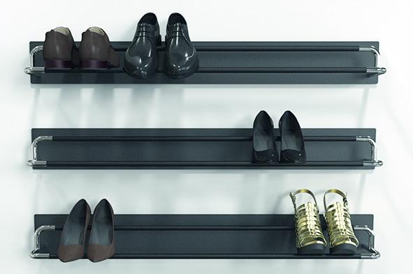 Étagère de chaussures RADA FROST