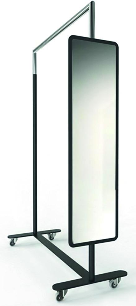 Miroir pour porte-vêtements BUKTO FROST