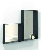 Miroir avec armature d'dépôt UNU FROST