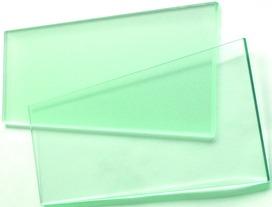 Rayons en verre