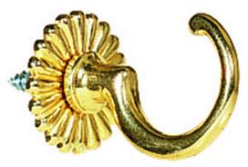 Gancio con rosetta HAGER 20.1577