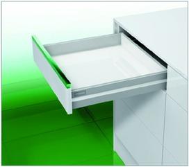 Profil creux pour tiroir à coulisse GRASS Nova Pro Classic
