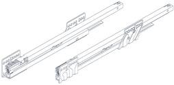 Rails pour tiroirs à coulisse GRASS Nova Pro