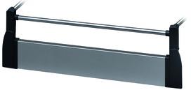 Profil de cache avec reling ronde, à couper