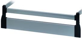Blendenprofil mit Rechteckreling, zum Ablängen