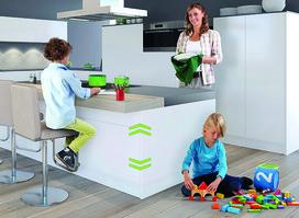 Ascensori per cucina ergoAGENT base