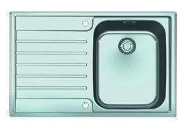 Eviers à poser FRANKE Argos AGX 611 78