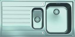 Lavandini d'incasso FRANKE Argos AGX 651