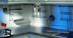 Sistemi di sospensione per cucina