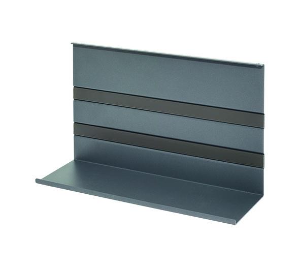 Tablette universelle hauteur 200 mm Linero MosaiQ
