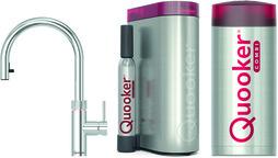 Kombinierte Heisswasserarmatur QUOOKER COMBI&CUBE Flex