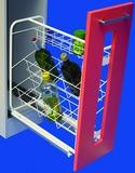 Roulements à double extension de façade pour bouteilles ELFA