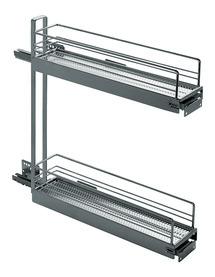 Système coulissant pour armoires basses PEKA 150er