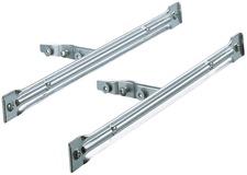 Kit di supporti per frontali per armadio a colonna con telaio tubolare