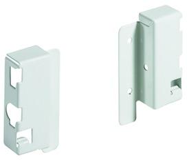 Einzelne Rückwandverbinder-Sets HETTICH InnoTech