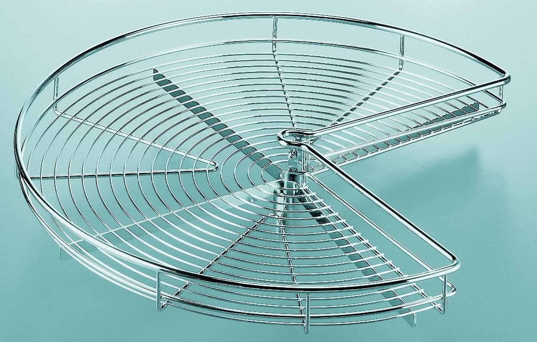 Grille élément d'angle rayons en fil 90°