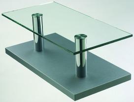 Mensole per bar, per vetro, dritto o inclinate 30/60°