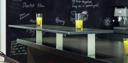 Mensole per bar Korfu dritto