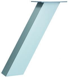 Consoles pour bars Capri carré 50/50 mm, incliné 30/60°