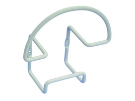 Porte-tuyaux et porte-câble, blanc