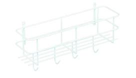 Supports pour matériel de nettoyage, blanc