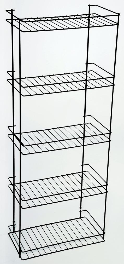 Draht-Schrank-Gestelle, weiss