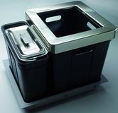 Systeme de déchets Eisinger-Sorter Serie 350 Composta pour BLUM / GRASS / HETTICH