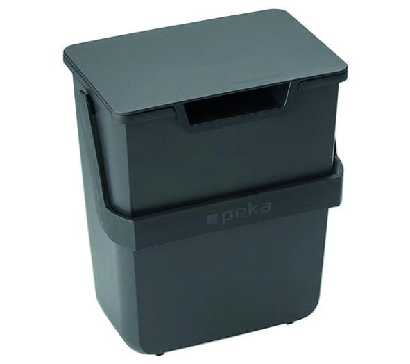 Bac à composte de 6 litres pour PEKA Oeko Complet/Universal