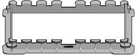 Kehrichtsack-Halter