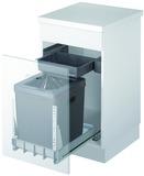 Secchio per rifiuti sistema estraibile MÜLLEX BOXX40-R / EURO BOXX40-R