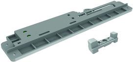 BOXX-R amortisseur / retour automatique, montage au sol